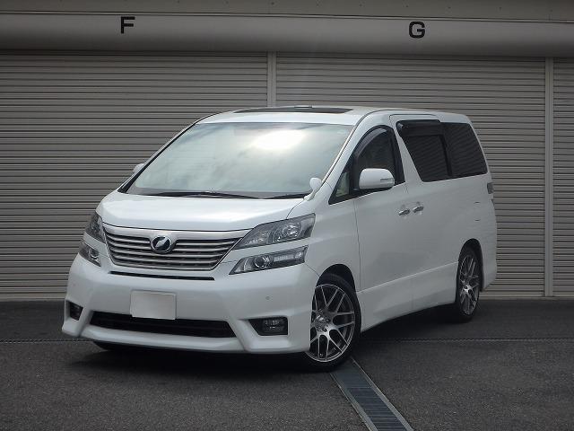 トヨタ 3.5Z Gエディション ツインナビ SR 新品19アルミ