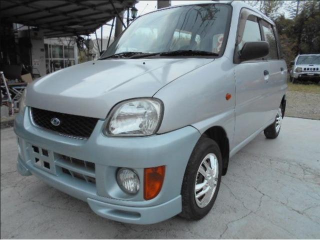 人気のプレオいかがですか~。期間限定キャンペーン中!!どんなオンボロ車両でも5万円にて買取ります!