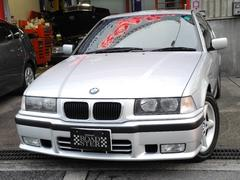 BMW318ti Mスポーツ 最終モデルハーフレザーサンルーフ