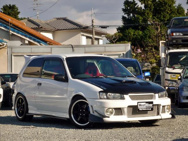 Photo of TOYOTA STARLET GLANZA V EXCERENT PACKAGE / used TOYOTA