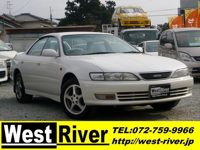 Toyota Carina Ed Gt Exciting Version 1996 Pearl 32 361 Km