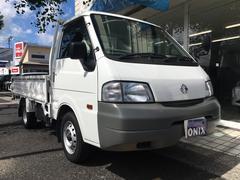 バネットトラックスーパーローGL ナビTV ガソリン車