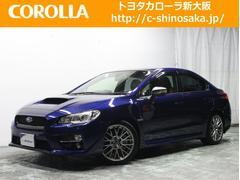 WRX S4スポルヴィータ ワンオーナー記録簿付