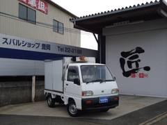 サンバートラック 移動販売車 4WD(スバル)