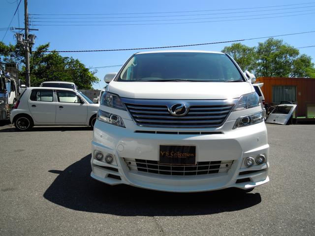 トヨタ 3.5V Lエディション ロイヤルラウンジLE HDDナビ
