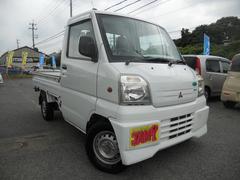 ミニキャブトラック JAスーパーカスタムみのり4WD エアコン パワステ(三菱)
