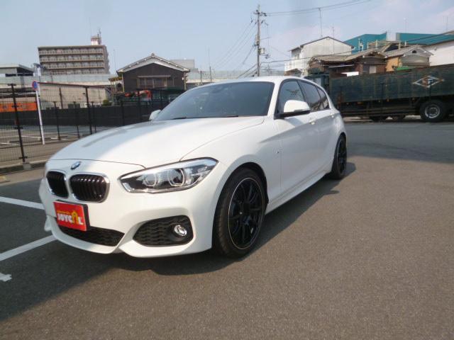 BMW 1シリーズ 118i Mスポーツ ADVAN Racing...