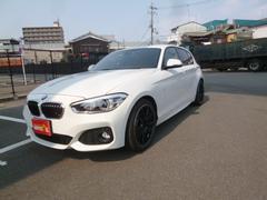 BMW118i Mスポーツ ADVAN Racingホイール