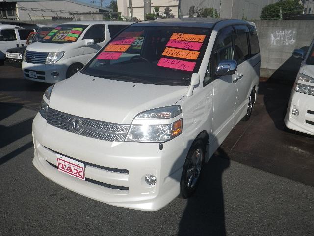 トヨタ ヴォクシー Z 煌 (車検整備付)