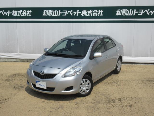 トヨタ ベルタ X メモリーナビ (車検整備付)