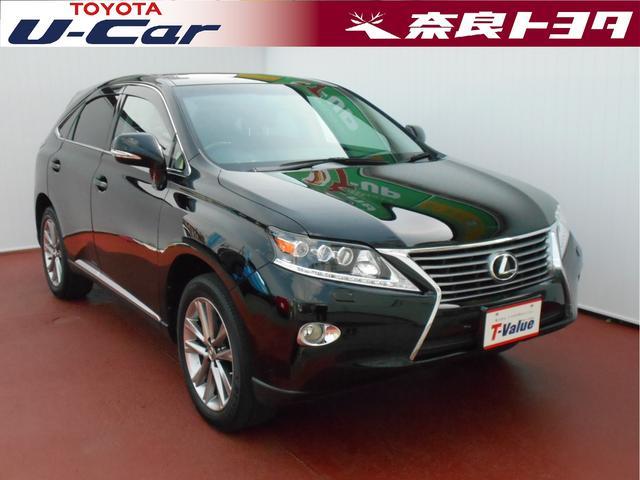 レクサス RX RX270 バージョンL (車検整備付)