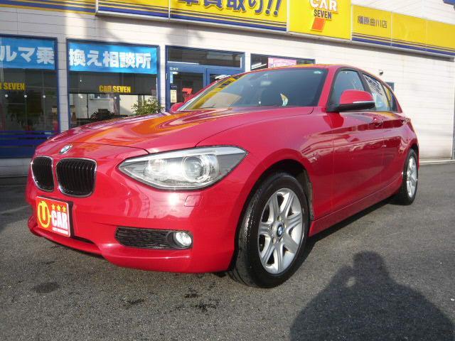 BMW 1シリーズ 116i純正ナビ ETC付き (検29.4)