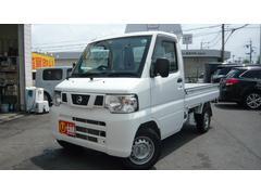 NT100クリッパートラックDX 5MT エアコン パワステ 4WD