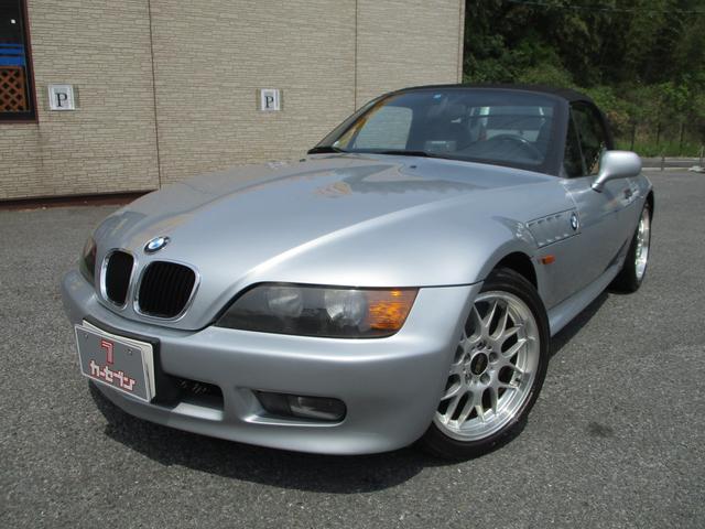 BMW Z3ロードスター ベース 5MT 黒レザー ETC BBS...