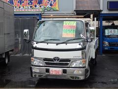 ダイナトラック2tWキャブロング NOx適合ディーゼルターボ メッキパーツ