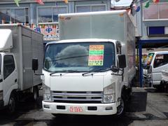 タイタントラック3tワイドロングアルミバンマルチゲート昇降1000kg