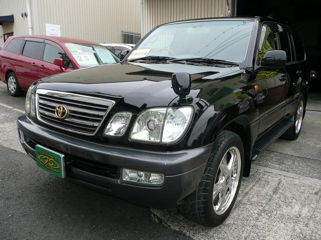 Photo of TOYOTA LAND CRUISER 100 CYGNUS / used TOYOTA