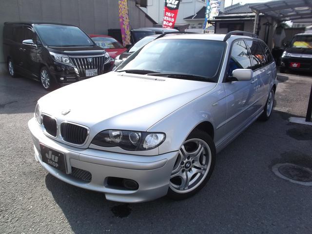 BMW 3シリーズ 318iツーリング Mスポーツパッケージ HI...