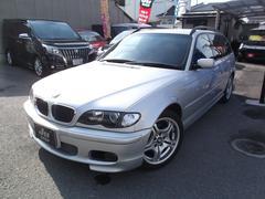 BMW318iツーリング Mスポーツパッケージ HID ナビETC