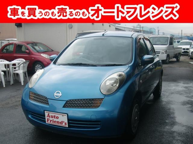 日産 マーチ 12c コンパクト安心整備車検2年付支払総額24.8...