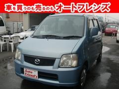 AZワゴンFM−G フル装備軽自動車安心整備車検2年付支払総額14万円