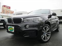 BMW X6xDrive 35i Mスポーツ HDDナビ バックカメラ