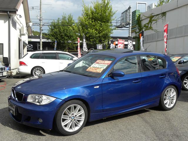 BMW 1シリーズ 120i Mスポーツパッケージ サンルーフ キ...