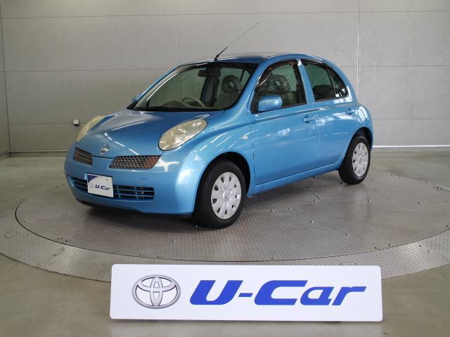 日本はもとより海外でも好評を得ている、日産マーチ!内外装現状渡し車につき、現車確認頂けるお客様への販売に限らせて頂きます。