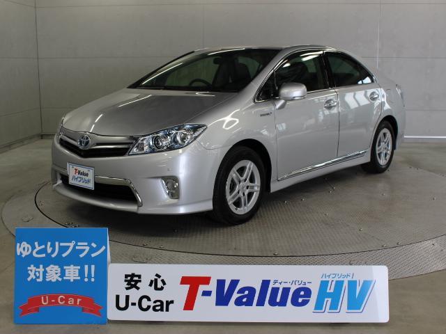 トヨタ G HDDマルチ フルセグ Fモニター ETC HID