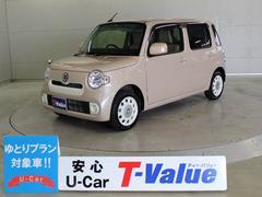ミラココアココアX 4WD T−Value CD スマートキー
