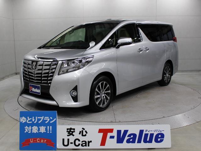 アルファード(トヨタ) 3.5GF 中古車画像