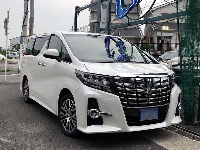 トヨタ 2.5S-C ツインムーンルーフ アルパイン11インチナビ