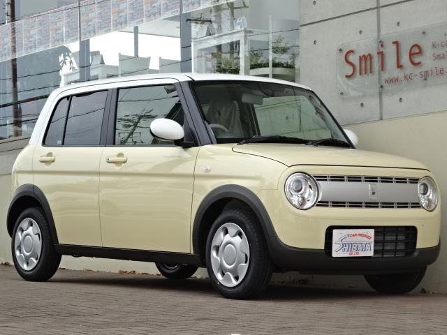 スズキ S ツートーン 軽自動車 未使用車 エネチャージ スズキ保証