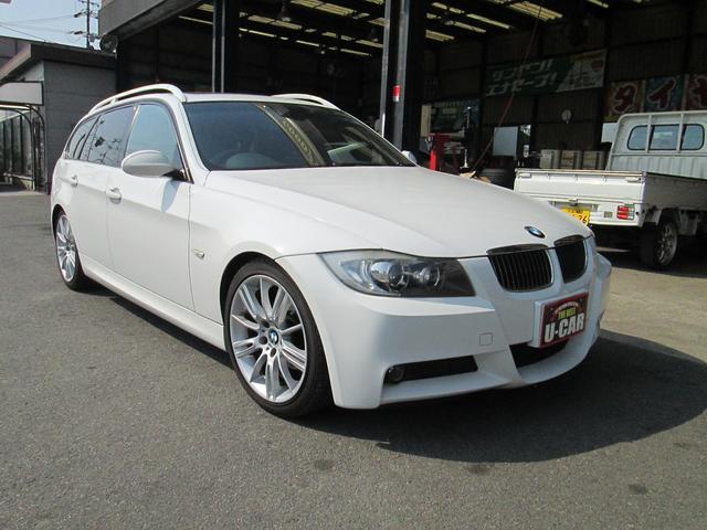 BMW 3シリーズ 325iツーリング Mスポーツパッケージ (検...