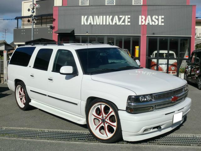 シボレー シボレーサバーバン LT AWD 24インチAW '06...