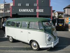 VW タイプII'58モデル 15W サファリウィンドウ