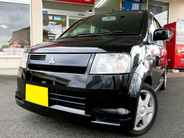 三菱 eKスポーツ R ターボ キーレス ABS 1年保証 (検2...