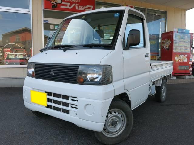 三菱 ミニキャブトラック Vタイプ 2WD MT 1オーナー 記録...