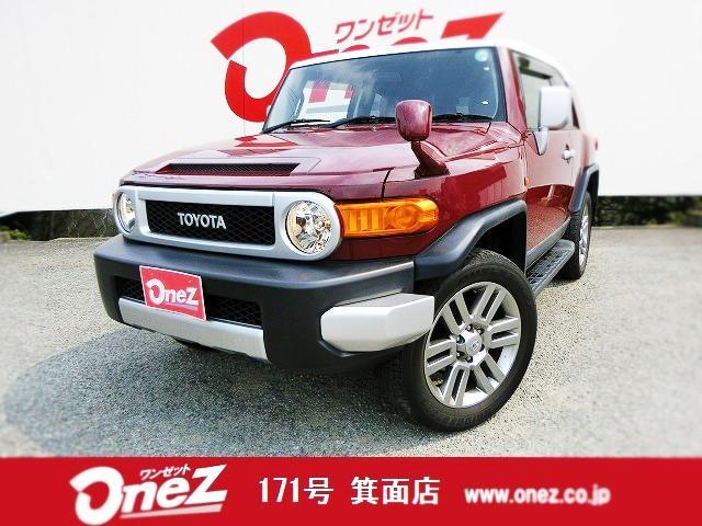 トヨタ カラーパッケージ 4WD 禁煙 純正SDナビ 純正20AW