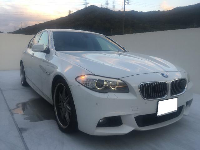 BMW 5シリーズ 528i Mスポーツパッケージ (検30.12)
