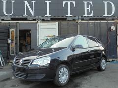 VW ポロ1.4 コンフォートライン ワンオーナー 禁煙車 ロング保証