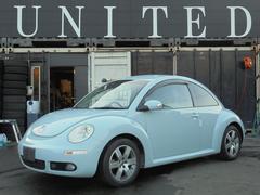 VW ニュービートル天井新品張り替え済 バックセンサー 安心ロング無料保証付