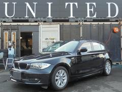 BMW116i HDDナビ地デジ バックカメラ 安心ロング無料保証