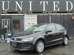VW ポロTSIコンフォートラインブルーモーションテクノロジー 保証付