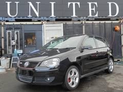 VW ポロGTI ターボMT 禁煙車 安心ロング無料保証付