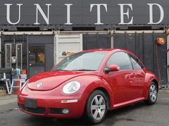 VW ニュービートルLZ HDDナビ レザーシートヒーター 安心ロング無料保証付