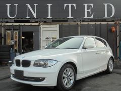 BMW116i 禁煙車 ナビバックカメラ 安心ロング無料保証付