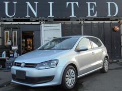 VW ポロTSIコンフォートライン 禁煙車 ナビ 安心ロング無料保証付