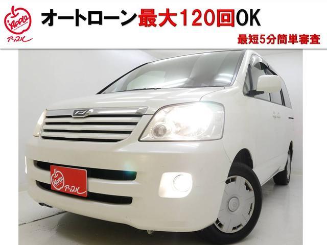 トヨタ ノア X Gセレクション 4WD 1オーナー キーレス ナ...