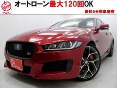 ジャガーXE S 1オーナー サンルーフ 20AW メーカー保証付
